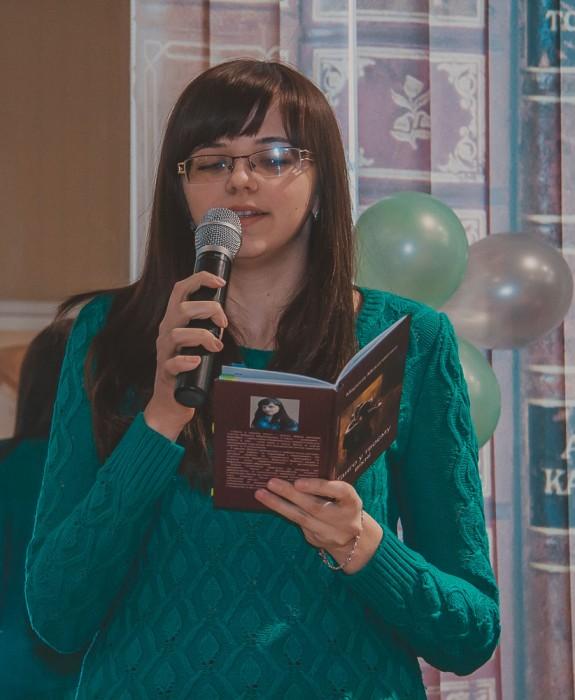 Марина Миколаєнко – поетеса, автор поетичної збірки «Танго у твоєму вікні»
