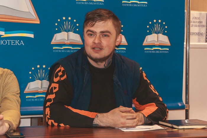 Михайло Невідомський