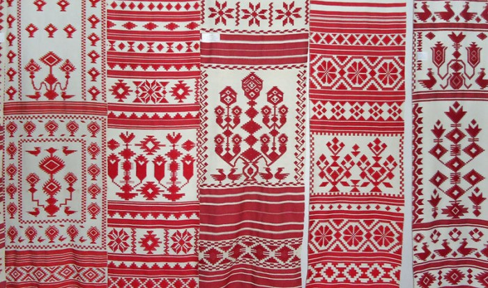 Із фондів Музею Кролевецького ткацтва, м. Кролевець